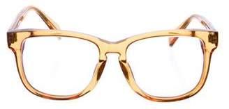 Benjamin Eyewear Resin Square Sunglasses