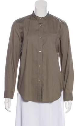 Isabel Marant Long Sleeve Button-Up Top