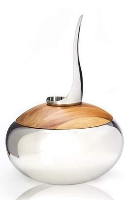 Nambe Scoop Ice Bucket