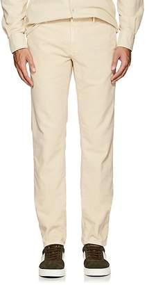 Incotex Men's Cotton Corduroy Slim Trousers