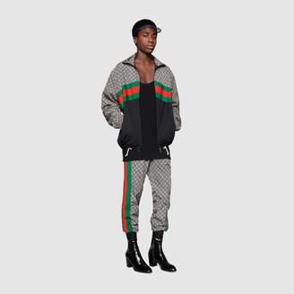 Gucci Oversize GG nylon jogging pant