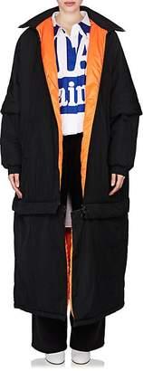 Maison Margiela Women's Convertible Puffer Coat