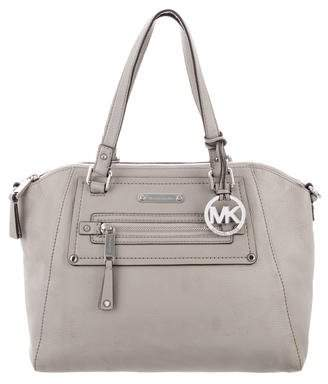 MICHAEL Michael Kors Leather Convertible Satchel