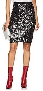 MM6 MAISON MARGIELA Women's Paillettes-Embellished Wrap Skirt
