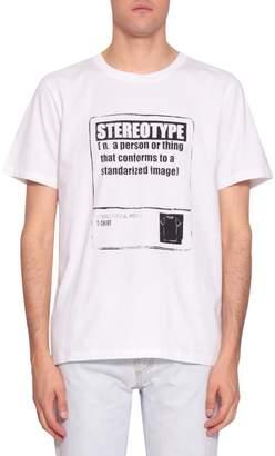 Maison Margiela Stereotype Cotton T-shirt