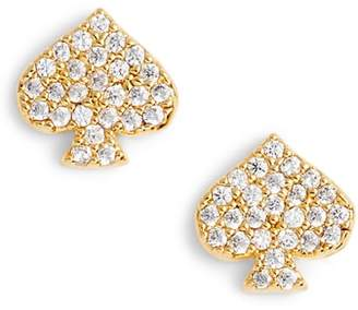 Kate Spade Things We Love Spade Stud Earrings