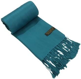CJ Apparel Solid Color Design Shawl Pashmina Scarf Wrap Stole Seconds NEW