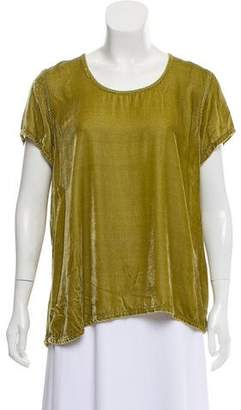 Cp Shades Scoop Neck Short Sleeve Top w/ Tags