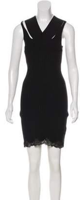 Alexander Wang Sleeveless Mini Dress w/ Tags Black Sleeveless Mini Dress w/ Tags