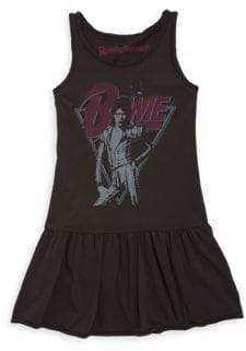 Rowdy Sprout Toddler's, Little Girl's & Girl's Cotton Bowie Dress
