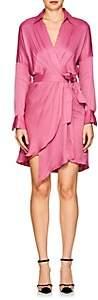 MANNING CARTELL Women's Status Update Belted Shirtdress - Pink