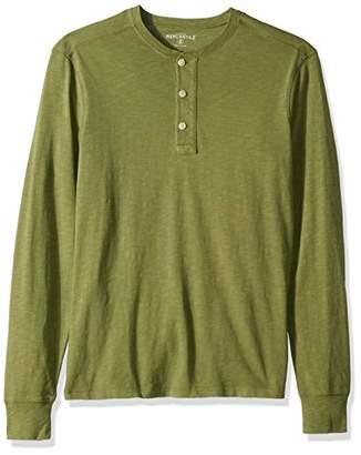 J.Crew Mercantile Men's Long-Sleeve Garment-Dyed Henley