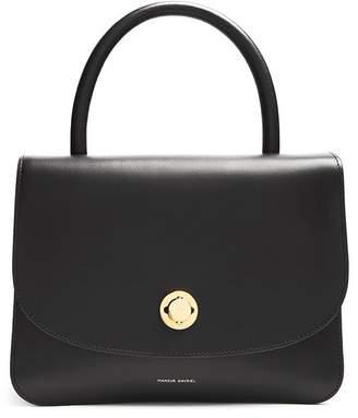 Mansur Gavriel Metropolitan top-handle leather bag