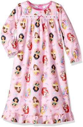 Disney Big Girls' Multi-Princess Granny Nightgown