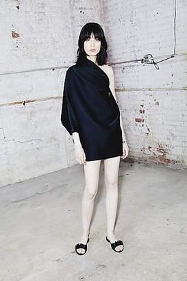 CONTEMPORARY Asymmetric Mini Dress
