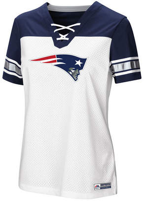Majestic Women's New England Patriots Draft Me T-Shirt 2018