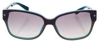 Marc by Marc Jacobs Bicolor Square Sunglasses