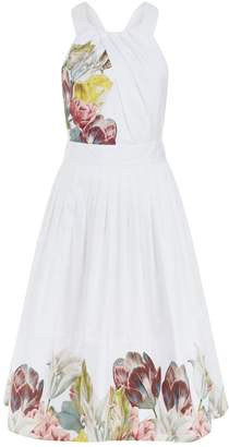 Ted Baker Reettah Tranquillity Midi Dress