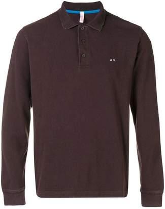 Sun 68 classic polo shirt