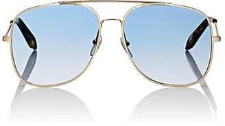 Victoria Beckham Women's Power Frame Sunglasses - Blue