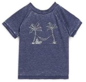Splendid Little Boy's Screen Print T-Shirt