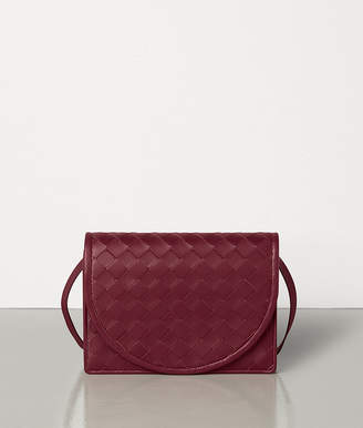 Bottega Veneta MINI CROSSBODY IN INTRECCIATO NAPPA AND CALF