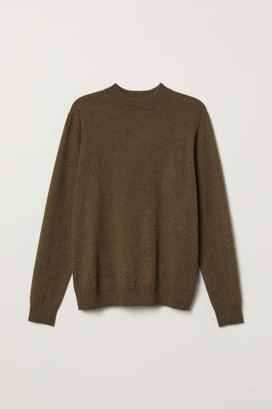 H&M - Cashmere Sweater - Green