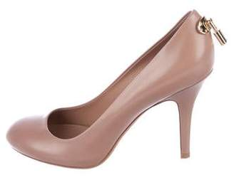 Louis Vuitton Oh Really! Leather Pumps