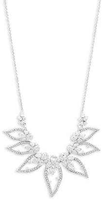 Adriana Orsini Women's Calla Crystal Frontal Necklace