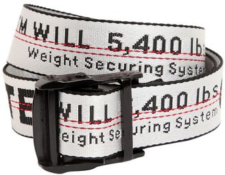 Nylon Industrial Belt $194 thestylecure.com