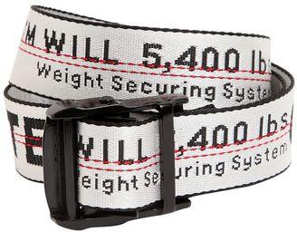Nylon Industrial Belt $194 thestylecure.com