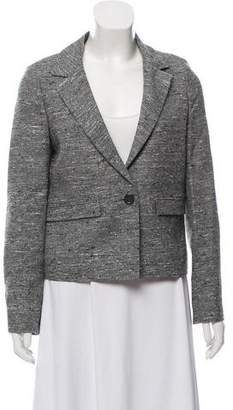 Chloé Wool Tweed Blazer