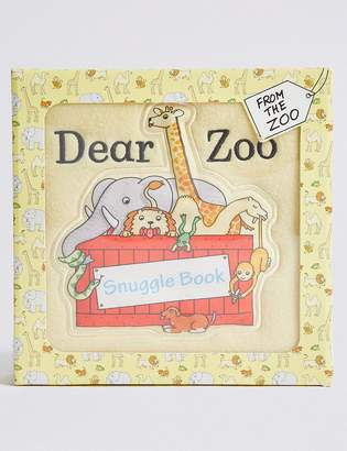 Marks and Spencer Dear Zoo Snuggle Book