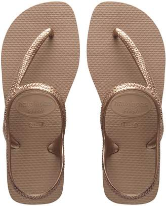72c8dd0f045d5e Havaianas Womens Flash Urban Sandals Strappy Beach Lightweight Flip Flop - 9