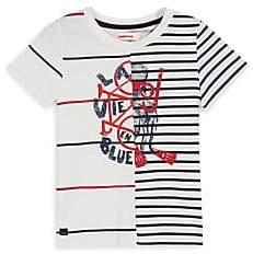 Catimini Little Boy's Striped Sailor Tee