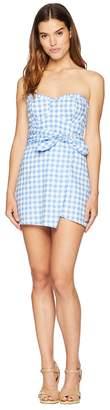 For Love & Lemons Dixie Mini Dress Women's Dress