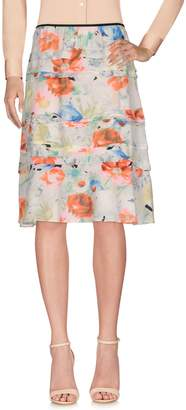 Celine Knee length skirts