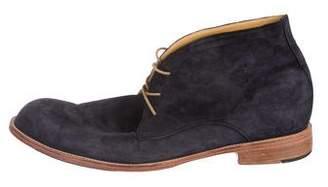 Del Toro Suede Desert Boots