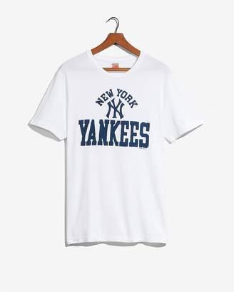 Express Homage New York Yankees Graphic Tee
