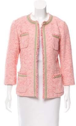 Lafayette 148 Tweed Casual Jacket