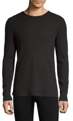Rag & Bone Long Sleeve Cotton Tee