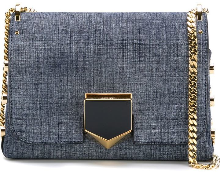 Jimmy Choo Jimmy Choo petite 'Lockett' shoulder bag