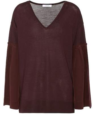 Schumacher Dorothee Love wool sweater