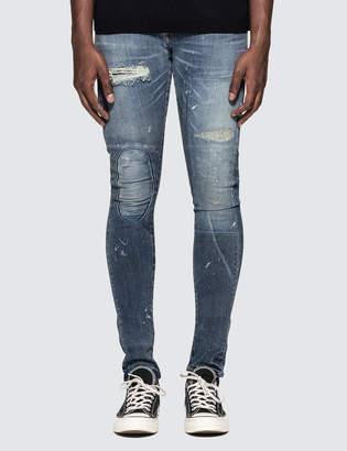 Denim By Vanquish & Fragment Remake Stretch Skinny Denim Jeans
