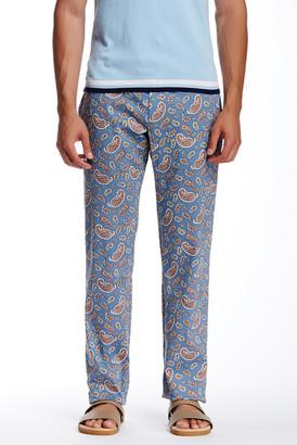 Parke & Ronen Paisley Print Trouser $225 thestylecure.com