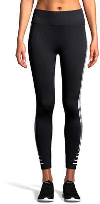 Champion Seamless Fashion 7 8 Striped Tight Elastane Leggings