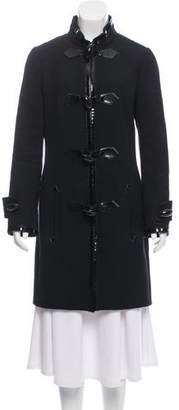 Andrew Gn Knee-Length Toggle Coat