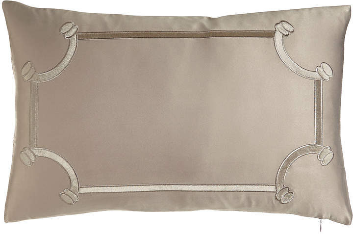 "Vendome Aoyama Lili Alessandra Oblong Vendome Pillow, 14"" x 22"""
