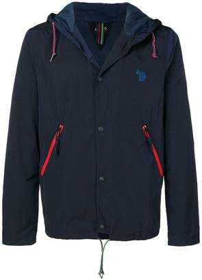 Paul Smith button-up bomber jacket