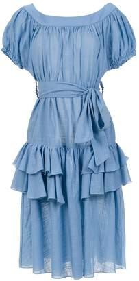Clube Bossa ruffled Florenz dress